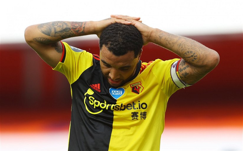 Image for Watford: Alex Crook worries for club without Troy Deeney if he moves