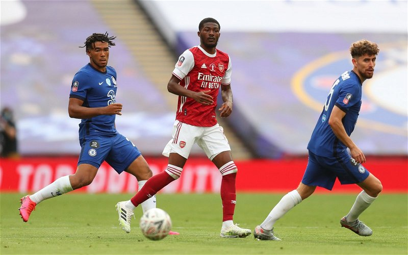 Image for Wolverhampton Wanderers: BBC pundits praise move for Ainsley Maitland-Niles