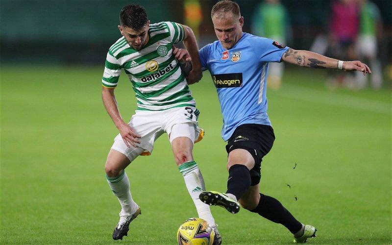 Image for Celtic: Fans slate Greg Taylor after St. Mirren display