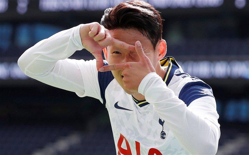 Image for Tottenham Hotspur: Fans react to Alasdair Gold's praise of Son Heung-min
