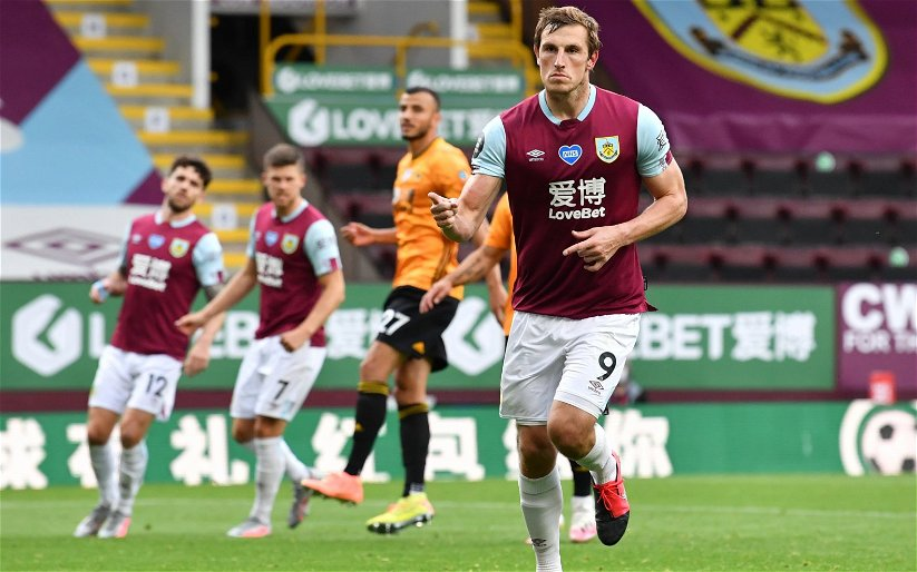 Image for Exclusive: Windass tips Burnley's Chris Wood for West Ham switch