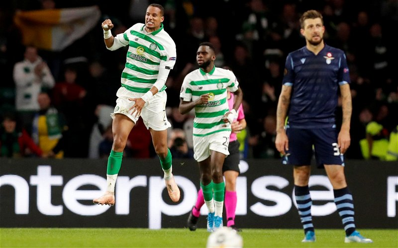 Image for Celtic: Fans buzzing as Christopher Jullien shares footage of fans