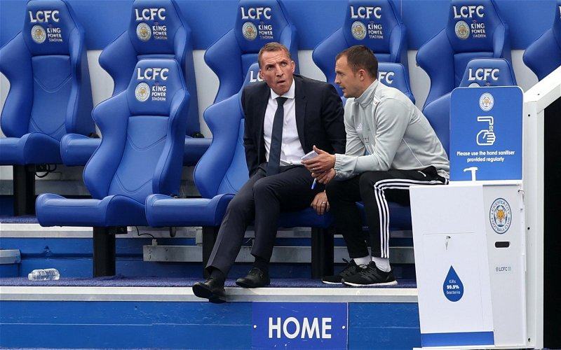 """Image for Howey: Leicester City are an """"attractive proposition"""" for players"""