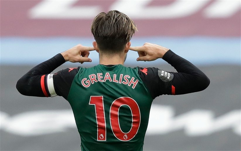 Image for Manchester City: O'Rourke drops exciting Grealish claim