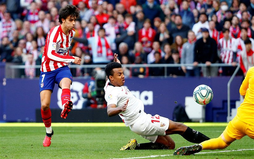 Image for Manchester City: Dean Jones hints at move for Joao Felix