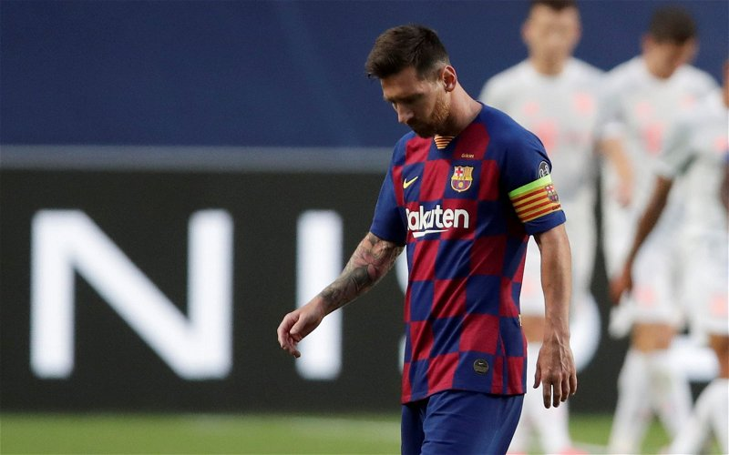 Image for Liverpool: Matt Addison discusses potential Anfield move for Lionel Messi