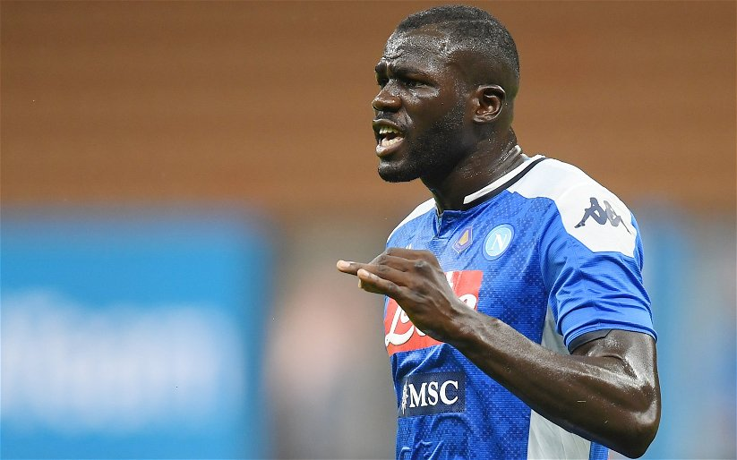 Image for Manchester City: Ian McGarry provides update on Kalidou Koulibaly