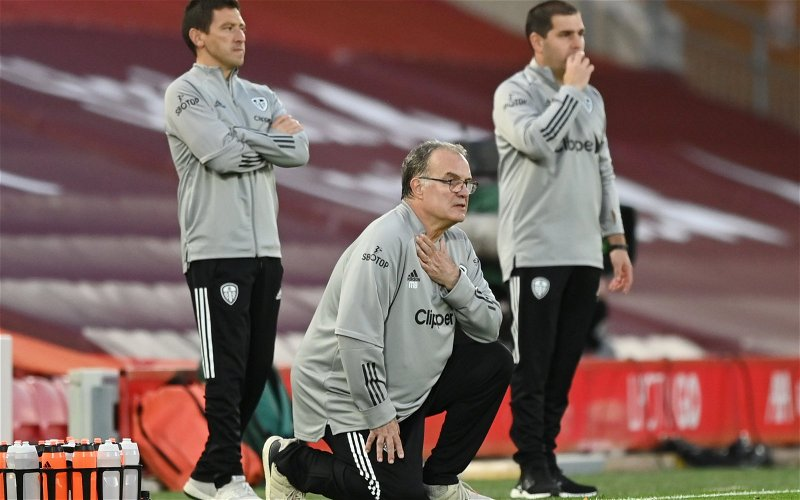 Image for Leeds United: Fans react to criticism of Marcelo Bielsa's English