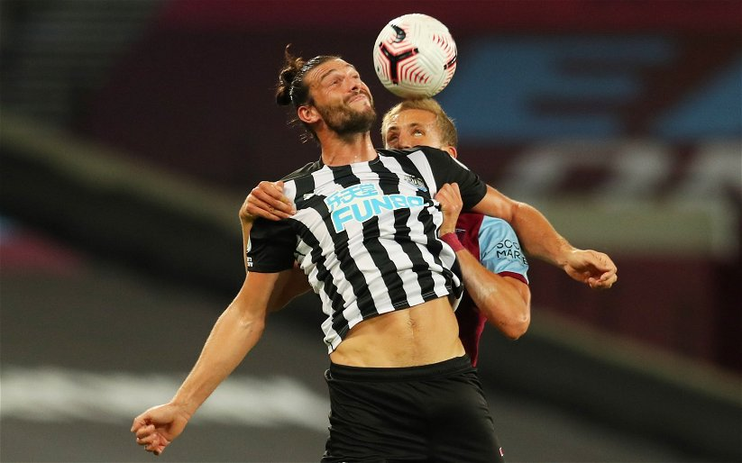 Image for Newcastle United: Fans react to new report on Andy Carroll