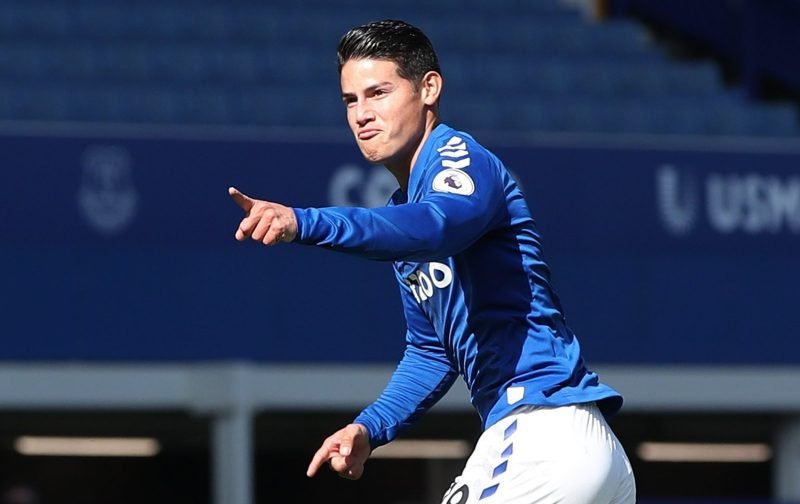 Pinching Myself Journalist Raves Over Everton Man Who Could Ve Gone Anywhere Thisisfutbol Com