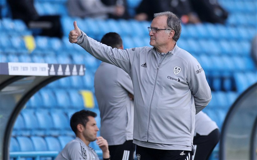 Image for Leeds United: Fans hail prospect over Bielsa call up