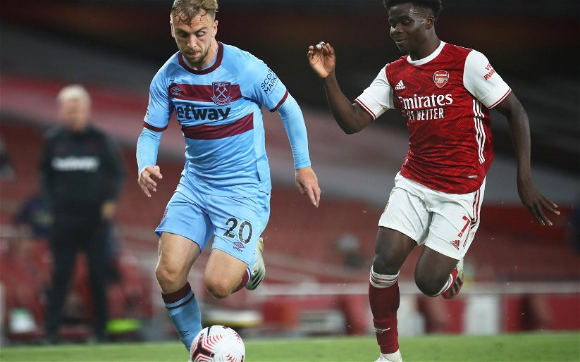 Image for West Ham United: Roshane Thomas suggests that Jarrod Bowen could be dropped