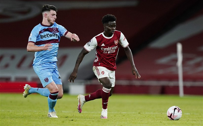 Image for West Ham United: Fabrizio Romano issues worrying Declan Rice update