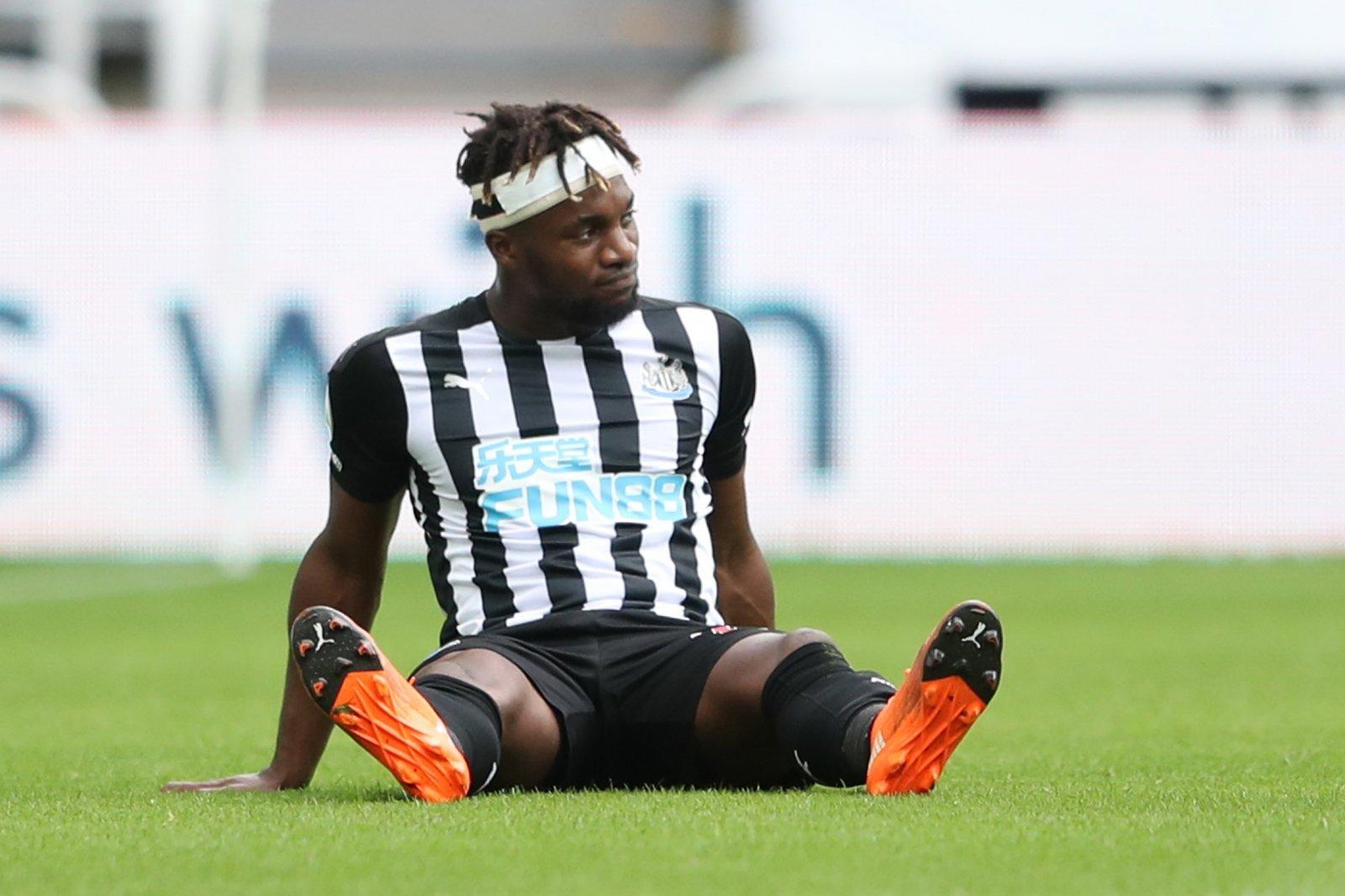 Image for Newcastle United: Fans erupt over latest Saint-Maximin claim
