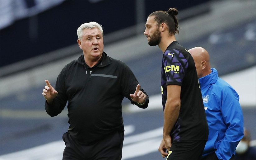 Image for Newcastle United: Chris Waugh makes Steve Bruce claim