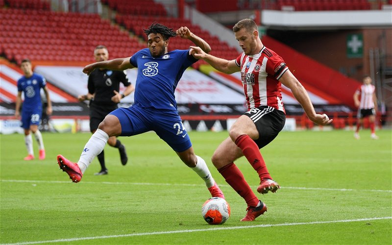 Image for Sheffield United: Fans react to Jack O'Connell injury news