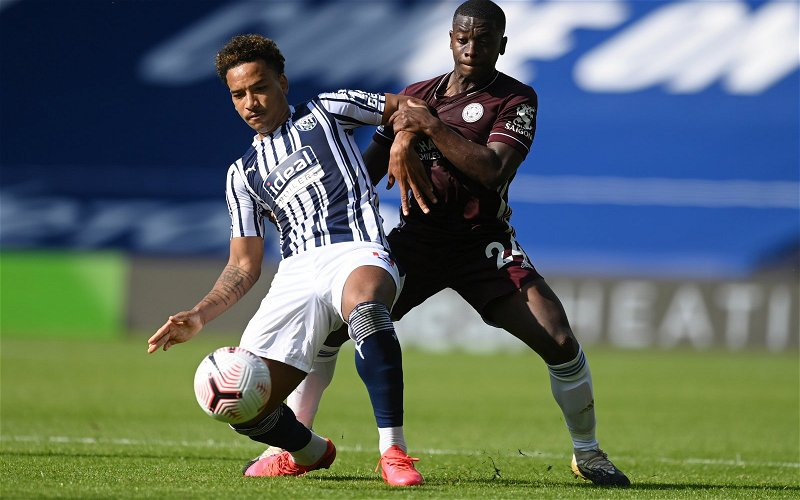 Image for West Bromwich Albion: Steve Madeley discusses Matheus Pereira's current contract situation