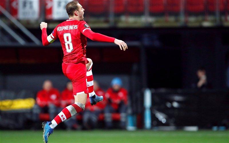 Image for Leeds United: Joe Wainman discusses potential Teun Koopmeiners move