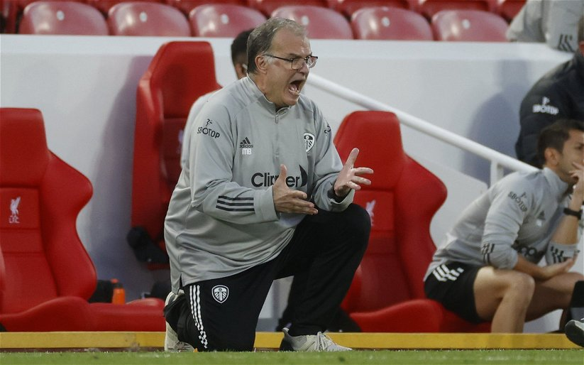Image for Leeds United: Fans are up in arms over 'baffling' comments made by talkSPORT host about Bielsa