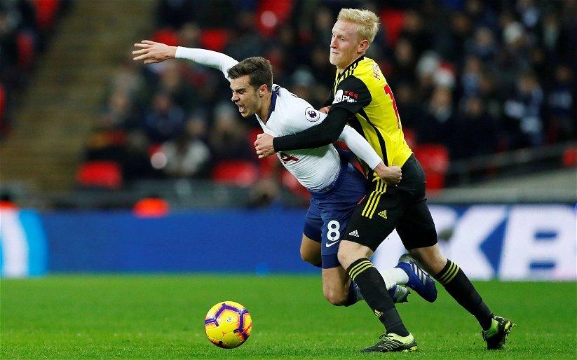Image for Aston Villa: Journalist discusses Will Hughes transfer rumour