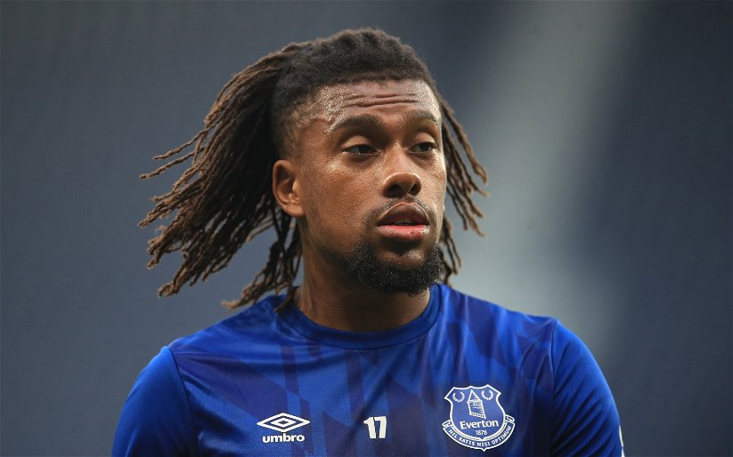 Image for Everton: Dean Windass thinks Carlo Ancelotti's exit will leave Alex Iwobi delighted