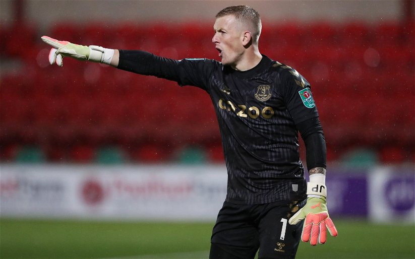 Image for Exclusive: Matt Murray tips Ancelotti to replace Pickford if more mistakes prop up