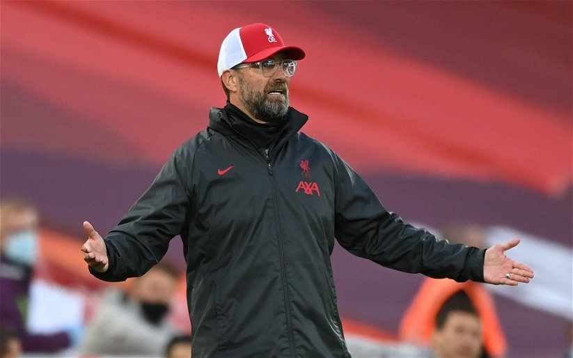 Image for Liverpool: James Pearce discusses potential summer transfer