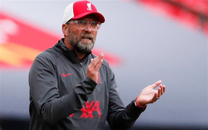 Image for Liverpool: Presenter concerned over defensive performance