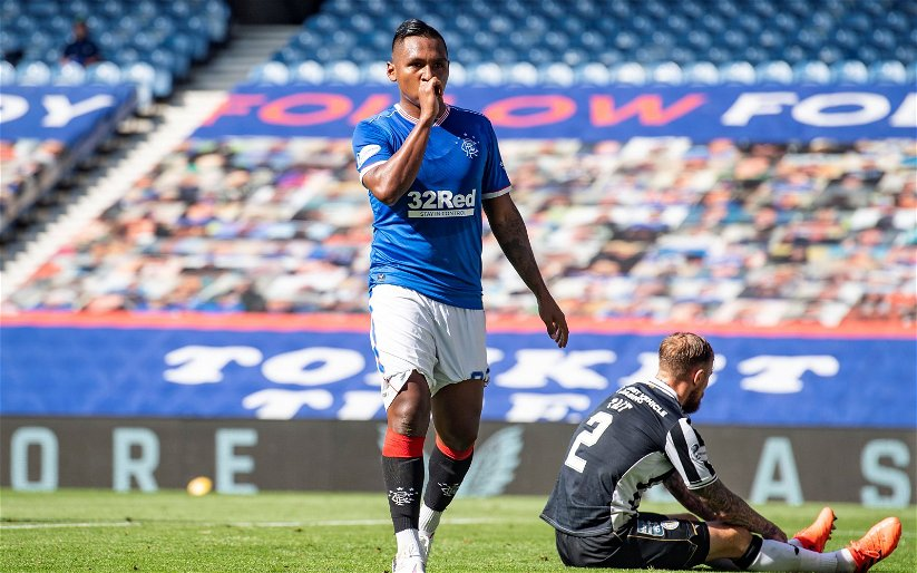 Image for Exclusive: Ex-Rangers ace backs key man for exit