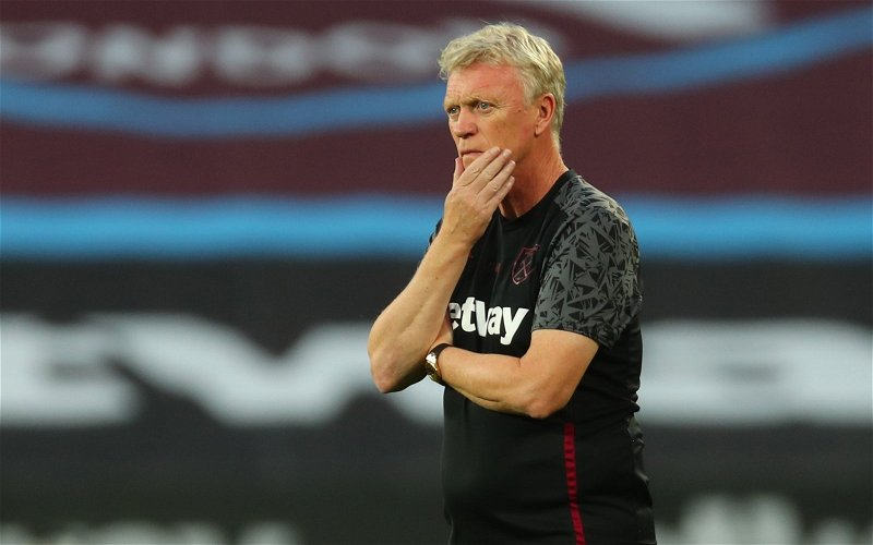 Image for West Ham United: Jim White reveals how much Moyes has to spend