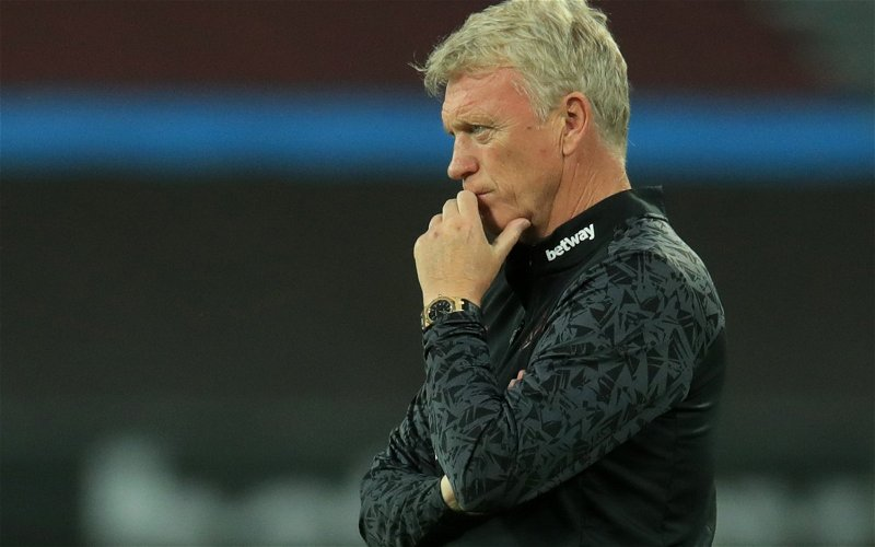 Image for West Ham United: Dave Walker claims Europa League could be the club's 'Achilles heel'