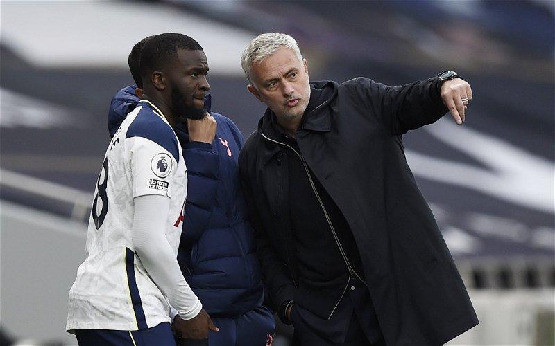 Image for Tottenham Hotspur: Fans drool over Tanguy Ndombele's performance vs Chelsea