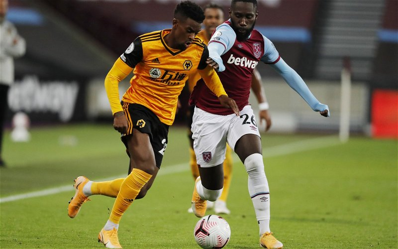 Image for Wolverhampton Wanderers: Presenter drops Semedo future claim