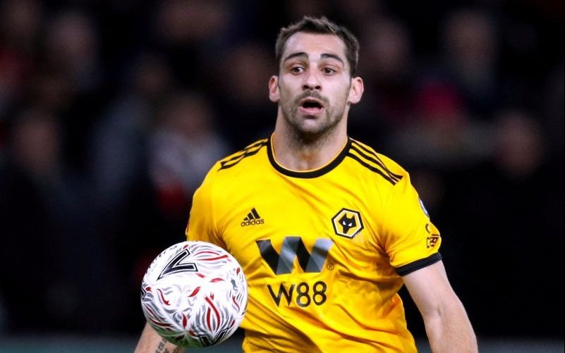 Image for Wolves: Dave Azzopardi discusses potential Jonny exit