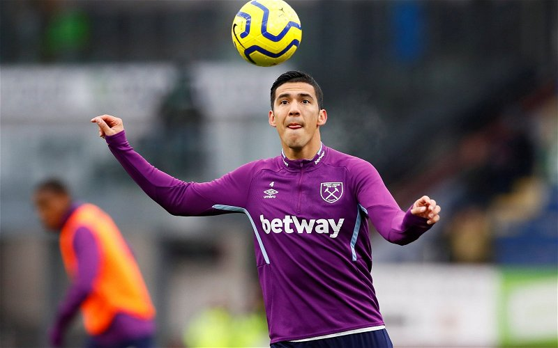 Image for West Ham United: @ExWHUemployee provides contract update