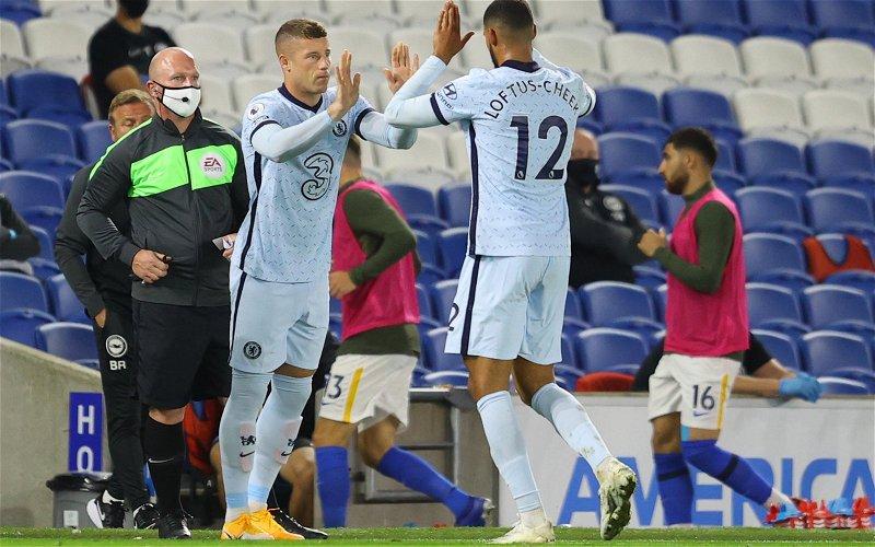 Image for Newcastle United: Fans react to Martin Hardy's tweet on Ruben Loftus-Cheek