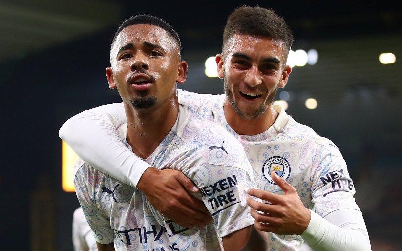 Image for Manchester City: Journalist discusses Gabriel Jesus