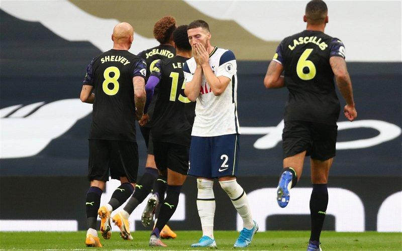 Image for Tottenham Hotspur: Fans flock as Matt Doherty injury news emerges