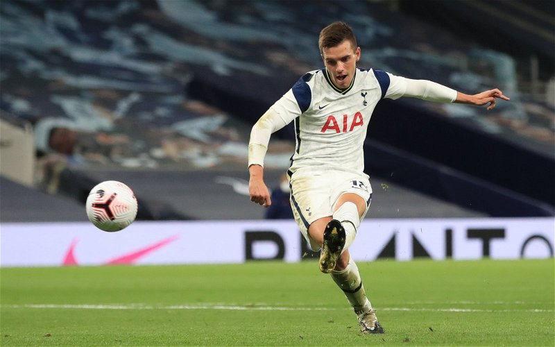 Image for Tottenham Hotspur: Fans react to Giovani Lo Celso injury claim