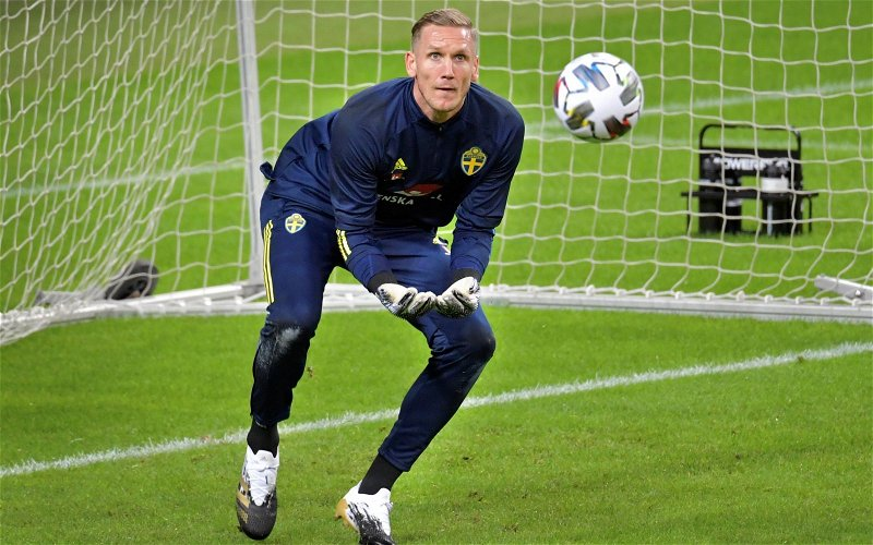 Image for Sheffield United: Fans react as Fabrizio Romano reveals Robin Olsen loan is close