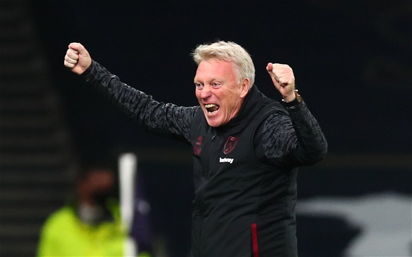 Image for Evening Standard reporter claims David Moyes' West Ham will attack Europa League