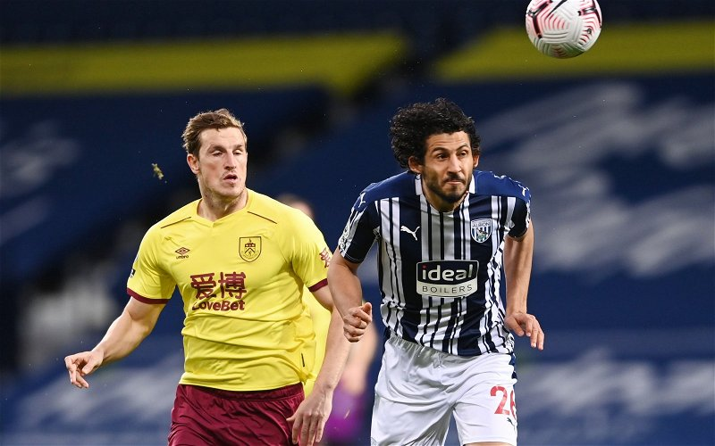 Image for West Bromwich Albion: Steve Madeley reveals why the club got rid of Ahmed Hegazi