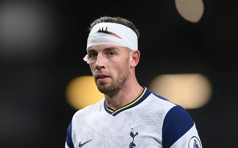 Image for Tottenham Hotspur: Alasdair Gold airs concern over Toby Alderweireld