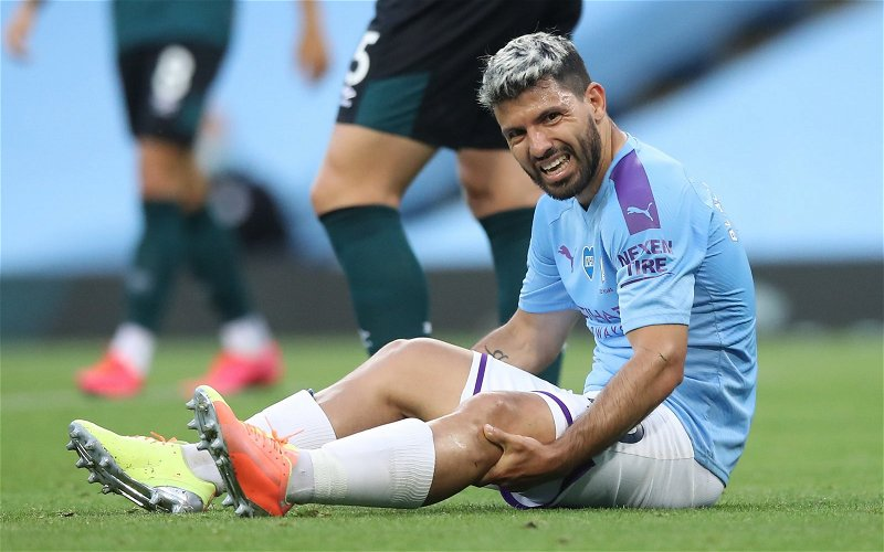 Image for Manchester City: Sam Lee claims club were 'desperate' to sign Sergio Aguero replacement