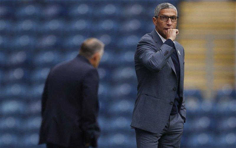 Image for Nottingham Forest: Journalist discusses potential Chris Hughton sacking