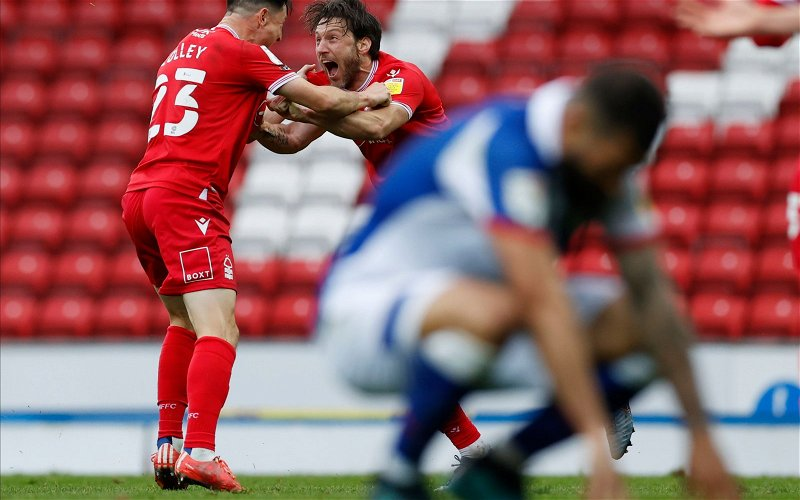 Image for Nottingham Forest: Harry Arter talks about his situation
