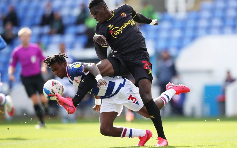 Image for Crystal Palace: Dan Cook discusses the club's interest in Watford's Ismaila Sarr