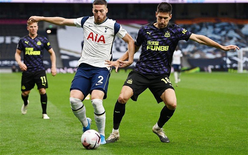 Image for Tottenham Hotspur: Fans slam Matt Doherty's performance vs Stoke City