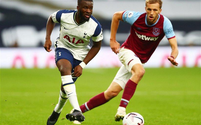 Image for Tottenham Hotspur: Alasdair Gold drops Tanguy Ndombele claim