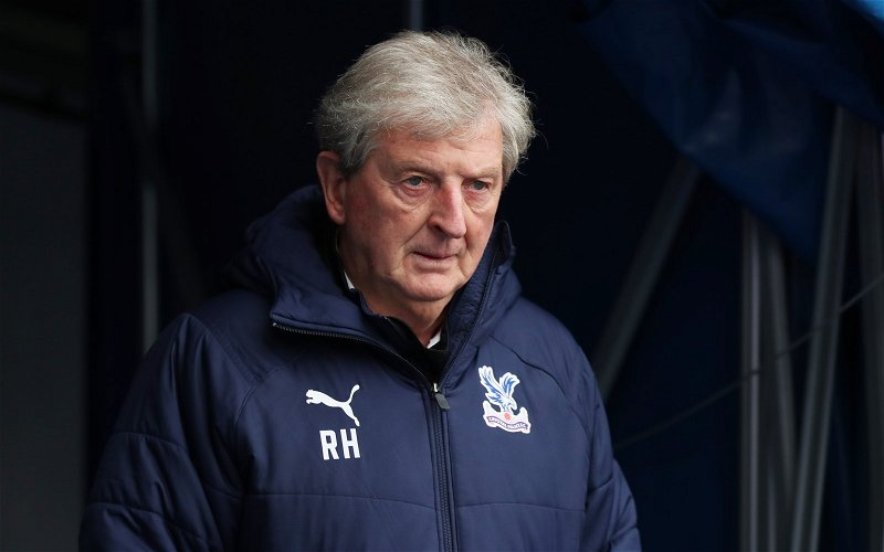 Image for Crystal Palace: Lars Sivertsen gives his verdict on Roy Hodgson's future at Crystal Palace